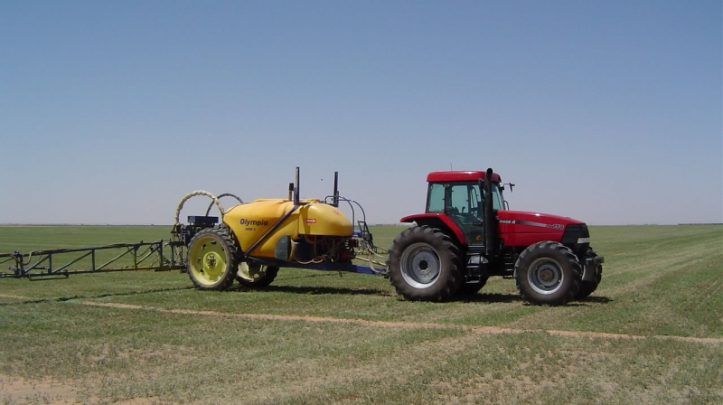 Invest in farming with ICS - Agricultural sprayers for pest